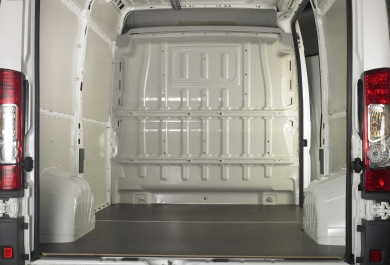 Produktion von Inneneinrichtungen für Nutzfahrzeuge