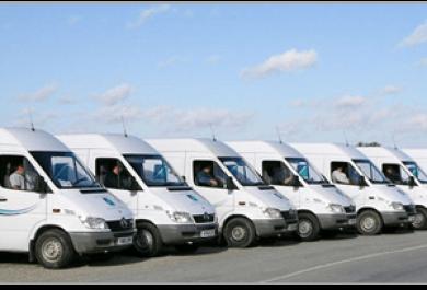 Aziende con parco di veicoli commerciali