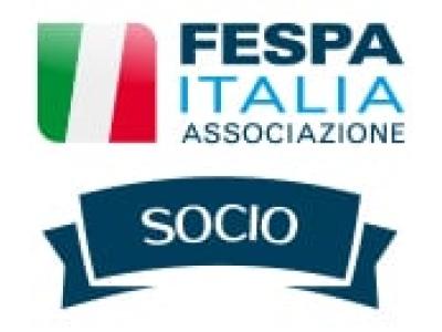 Iscrizione all'associazione FESPA Italy