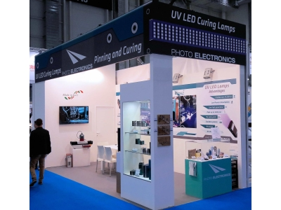 UV LED Technology and Fespa 2017: the confirmation of a success